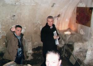 Visita di Franco Perlasca figlio di Giorgio Perlasca.