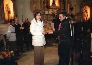 Claudia Koll – testimonianza di fede 27/11/2006.