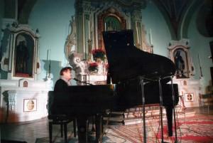 Concerti di Ron nella Chiesa Modonna del Carmine 22/12/2011