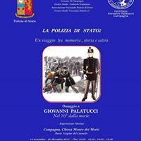 locandina Mostra Storica Polizia di Stato.