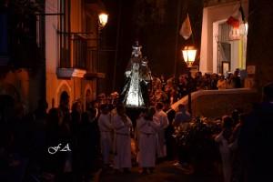 Processione Madonna del Carmine 2016.