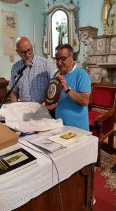 Gemellaggio con la Confraternita del SS. Crocifisso e Anime Sante del Purgatorio di Castellammare di Stabia (NA) - 10 maggio 2017.