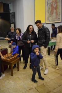 Il dono della Castagna ai defunti - 1° Novembre 2019