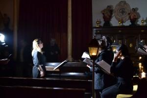 Altare della Reposizione 2017. (Vox Aurea Vocal Ensemble).