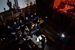 Altare della Reposizione 2017.(Vox Aurea Vocal Ensemble).