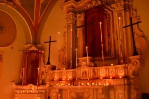 Altare della Reposizione 2017.