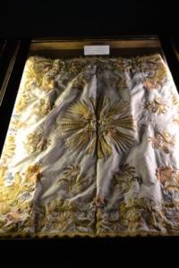 Esposizione antichi paramenti ed oggetti sacri (sec. XVII - sec. XX)