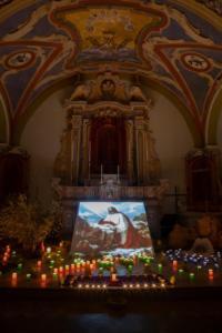 Altare della Reposizione 18 Aprile 2019