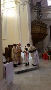 S. Messa Solenne del 1° Gennaio 2021 con S.E. Rev.ma Mons. Andrea Bellandi Arcivescovo Metropolita Salerno- Campagna – Acerno