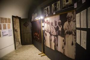 Ingresso area archeologica antica Chiesa S. Maria della Giudeca sec. XII.