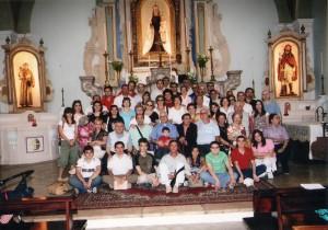 Gemellaggio Confraternita Madonna del carmine di Cerignola (SA)