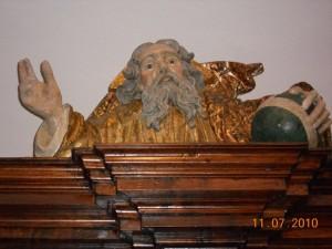 Statua Eterno Padre.