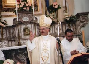 S. Messa 16 Luglio 2007 presieduta da Sua Ecc. Angelo Spinillo.
